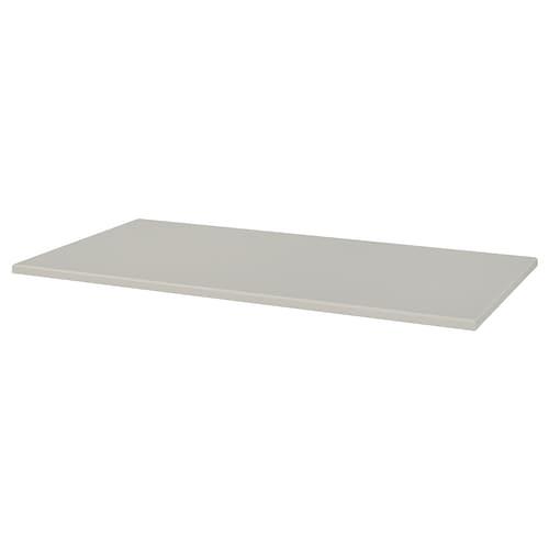 クリムペン テーブルトップ ライトグレー 150 cm 75 cm 2.8 cm 50 kg