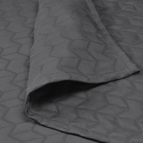 KÖLAX ショーラクス ベッドカバー, グレー, 150x250 cm