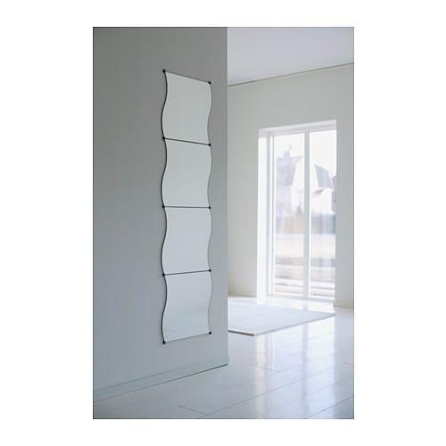 IKEAで人気の姿見ミラーKRABBは部屋をおしゃれに飾れる壁掛け鏡