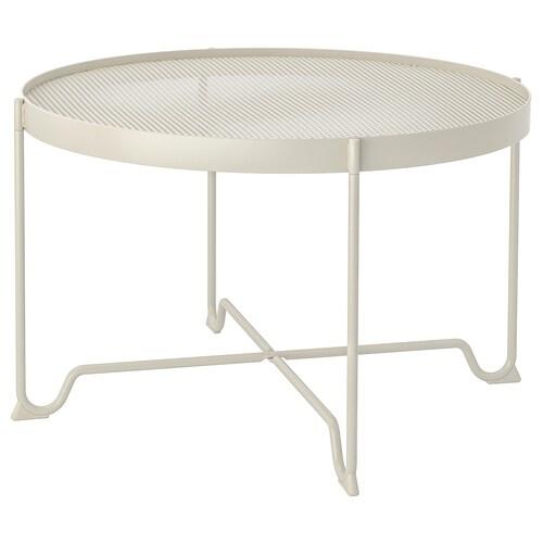 クロークホルメン コーヒーテーブル 屋外用 ベージュ 44 cm 73 cm