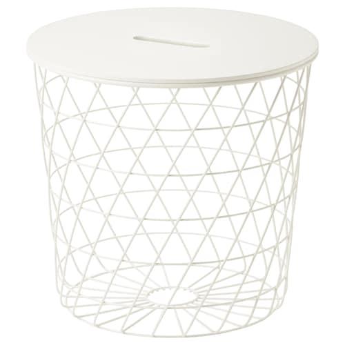 IKEA クヴィストブロー リビングテーブル 収納付き