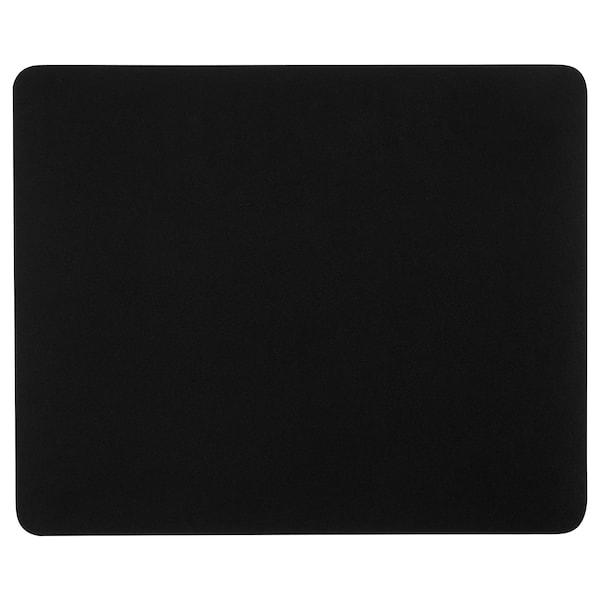 LÅNESPELARE ローネスペラレ ゲーム用マウスパッド, ブラック, 36x44 cm