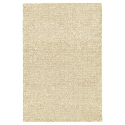 LANGSTED ラングステド ラグ パイル短, ベージュ, 170x240 cm