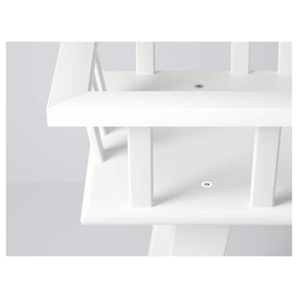 LANTLIV ラントリーヴ プラントスタンド, ホワイト, 68 cm