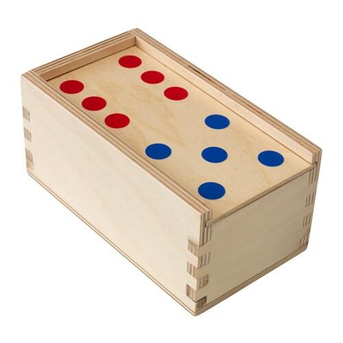 LATTJO ドミノ IKEA お子さまが数の数え方と図形を学べる楽しいゲーム