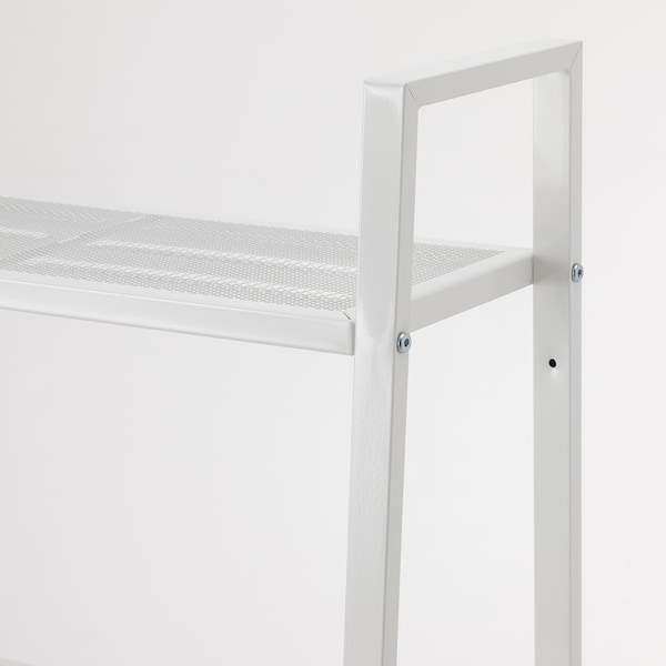 LERBERG レールベリ シェルフユニット, ホワイト, 60x148 cm