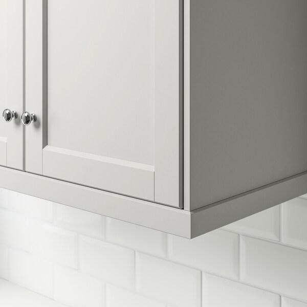 レルヒッタン デコストリップ 装飾タイプ, ライトグレー, 221 cm