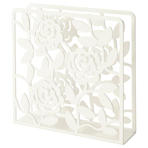 LIKSIDIG リクシーディグ ナプキンホルダー, ホワイト, 16x16 cm