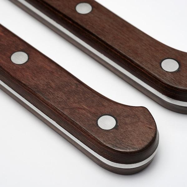 LINDRIG リンドリグ ナイフ, ダークブラウン, 24 cm