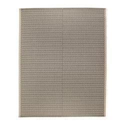 LOBBÄK ローベック ラグ 平織り、室内/屋外用 ¥14,990