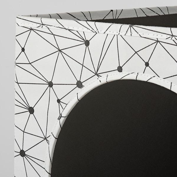 LURVIG ルールヴィグ キャットハウス, ホワイト, 33x38x33 cm