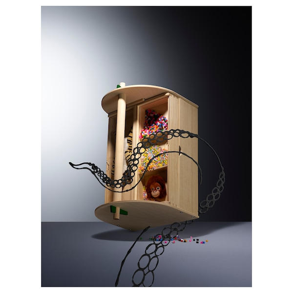 LUSTIGT ルースティグト アート&クラフト収納, 木製