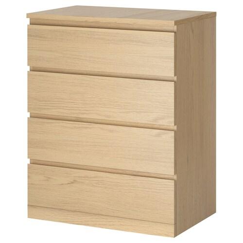 IKEA マルム チェスト(引き出し×4)