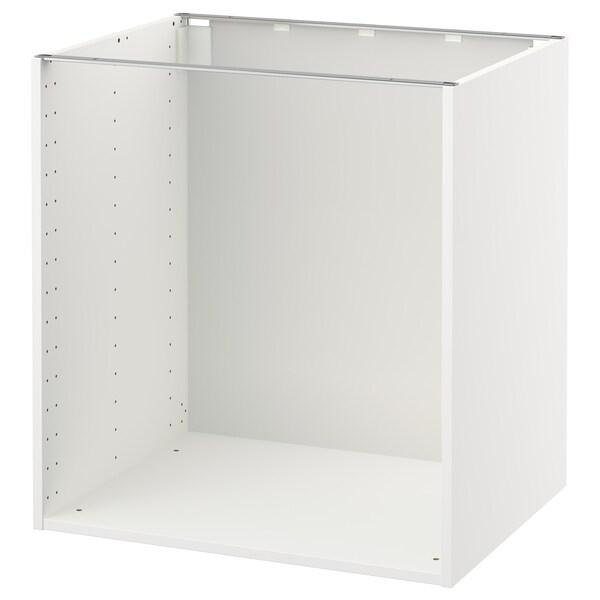 METOD メトード ベースキャビネットフレーム, 75x60x80 cm