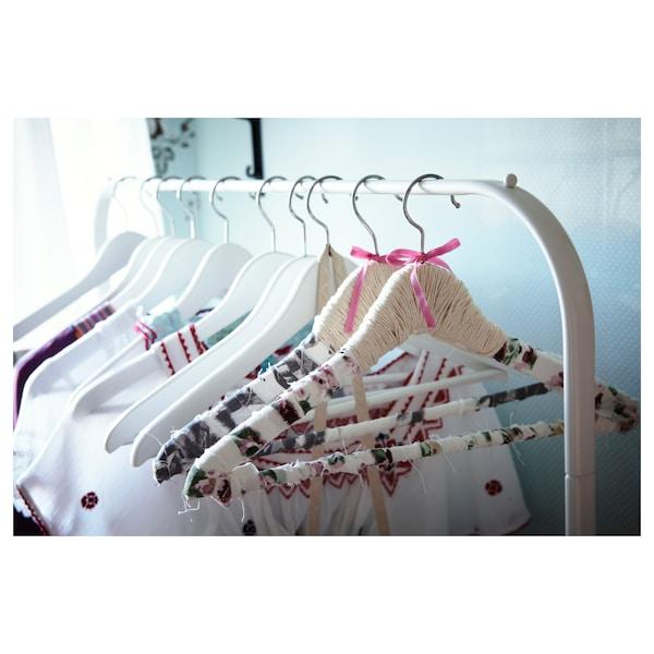 MULIG ムーリッグ 洋服ラック, ホワイト, 99x152 cm