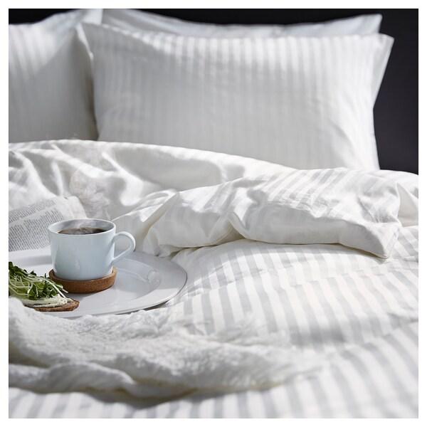 IKEA ナットヤスミン 掛け布団カバー&枕カバー