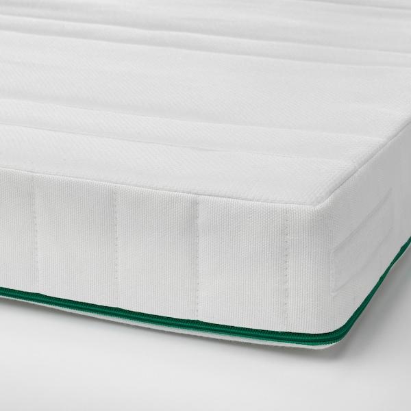 NATTSMYG ナットスミーグ フォームマットレス 伸長式ベッド用, 80x200 cm