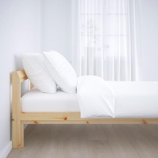 NEIDEN ネイデン ベッドフレーム, パイン材, 120x200 cm