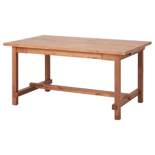 NORDVIKEN ノルドヴィーケン 伸長式テーブル, バーチ, 152/223x95 cm