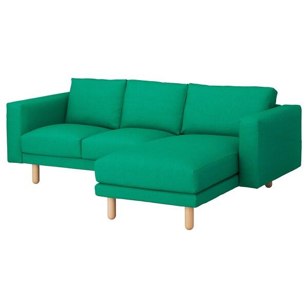 IKEA ノルスボリ 3人掛けソファ