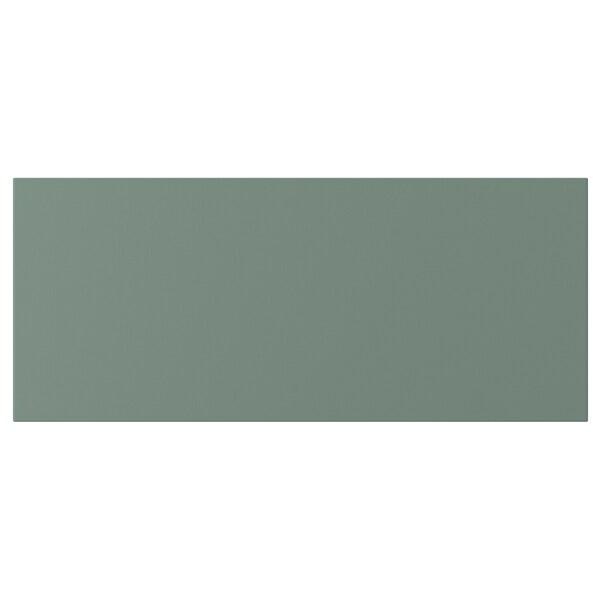 NOTVIKEN ノートヴィーケン 引き出し前部, グレーグリーン, 60x26 cm