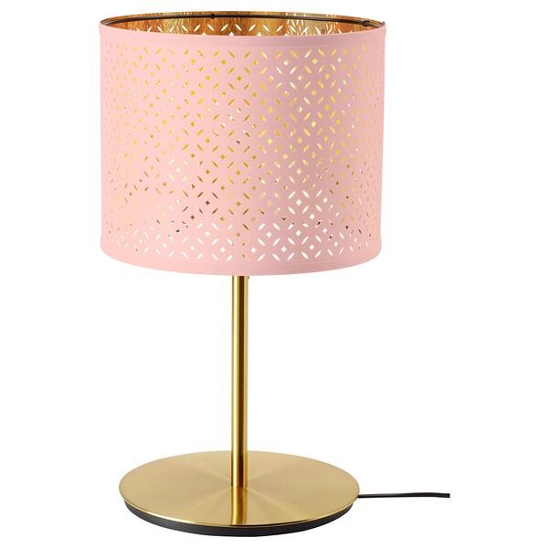 NYMÖ ニーモー / SKAFTET スカフテート テーブルランプ, ピンク 真ちゅう/真ちゅう