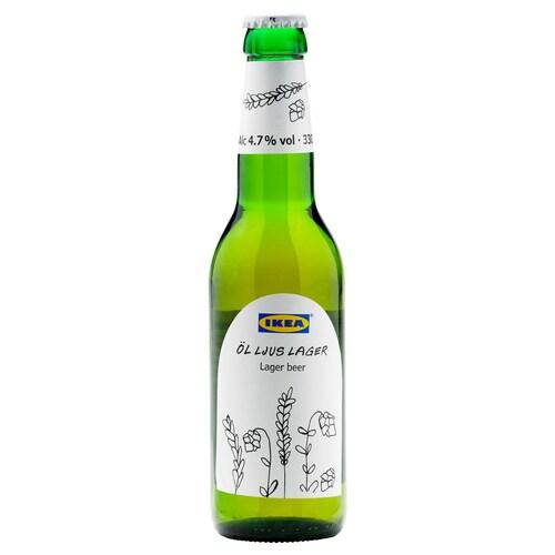 IKEA エール・ユース・ラーゲル ラガービール アルコール4.7%