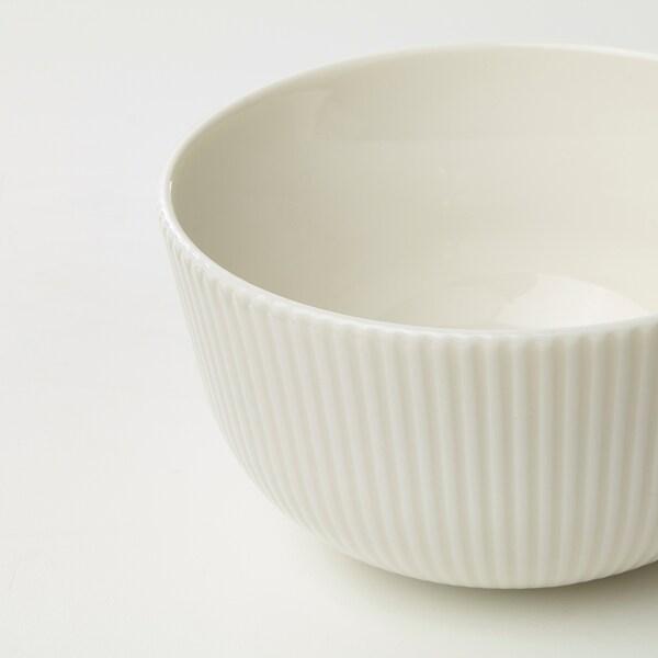 オファントリグト ボウル ホワイト 6 cm 10 cm
