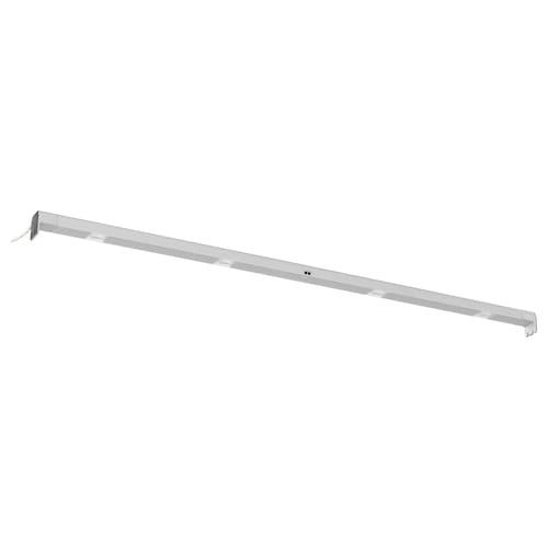 """オムロップ LEDスティックライト 引き出し用 アルミカラー 120 ルーメン 71 cm 2.5 cm 0 """" 3.5 m 4 W"""