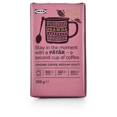 PÅTÅR ポートール ミディアムローストコーヒー, UTZ認証/アラビカ豆100%