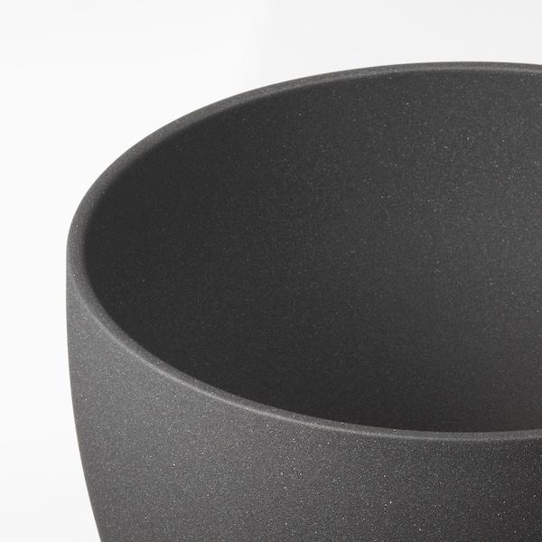 PERSILLADE ペルスィラデ 鉢カバー, ダークグレー, 24 cm