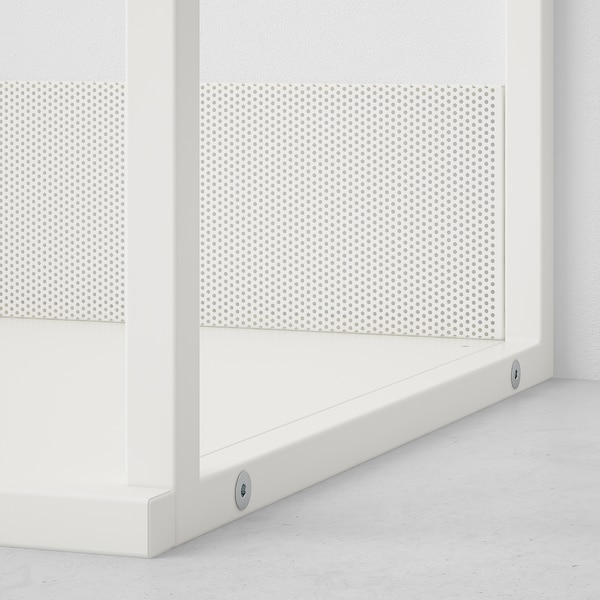 PLATSA プラッツァ オープンハンガーユニット, ホワイト, 80x40x120 cm
