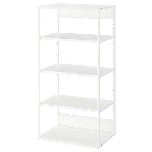 IKEA プラッツァ オープンシェルフユニット