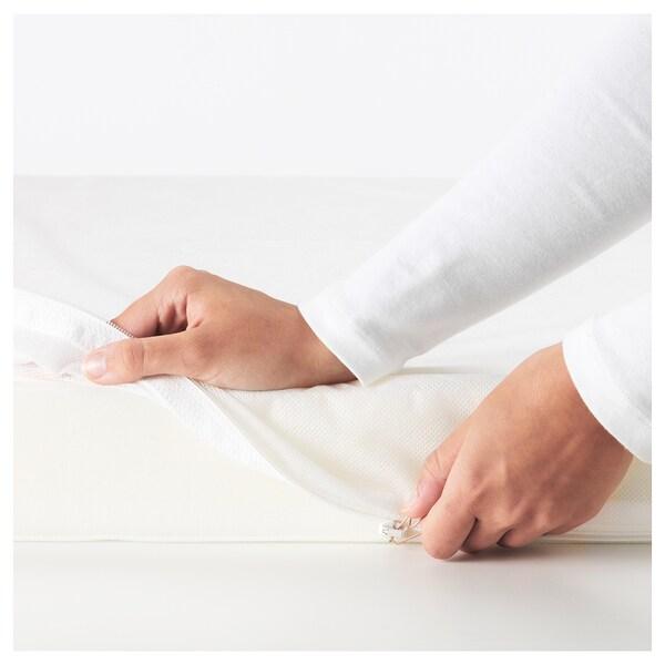 PLUTTEN プルッテン フォームマットレス 伸長式ベッド用, 80x200 cm