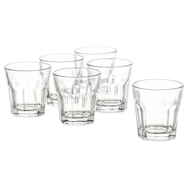 POKAL ポカール スナップスグラス, クリアガラス, 5 cl