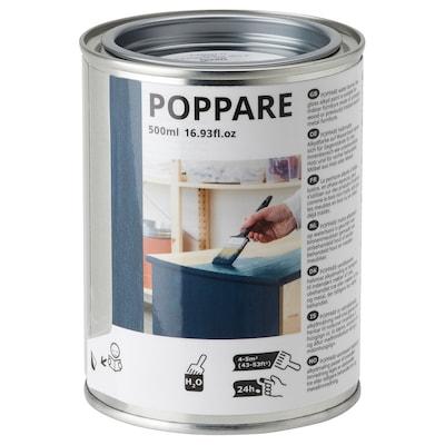 POPPARE ポッパーレ 水性塗料, ブルー