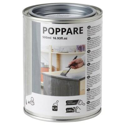POPPARE ポッパーレ 水性塗料, グレー