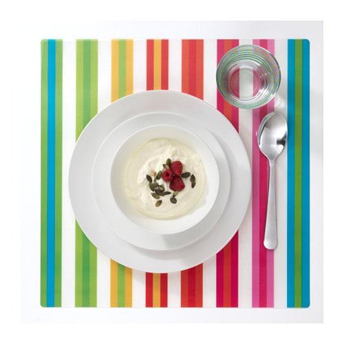 テーブルを劇的におしゃれにするikeaのランチョンマット13選 北欧家具ブログ