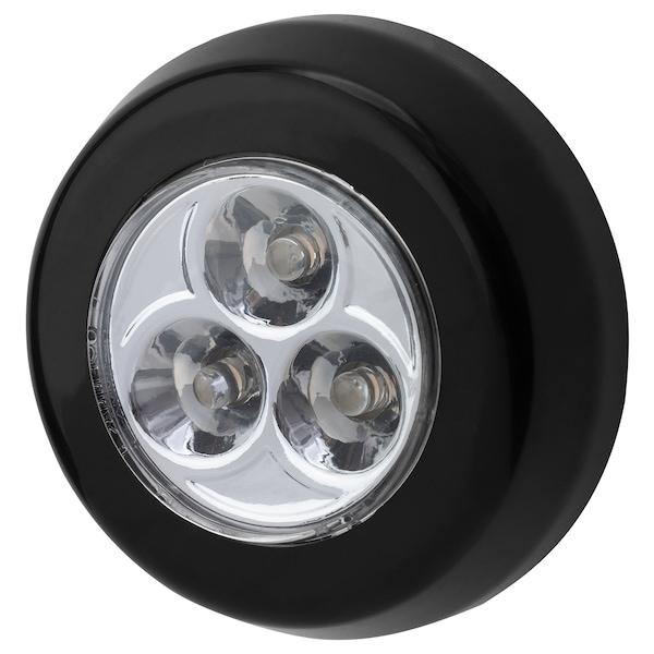 RAMSTA ラムスタ LEDミニランプ, 電池式 ブラック