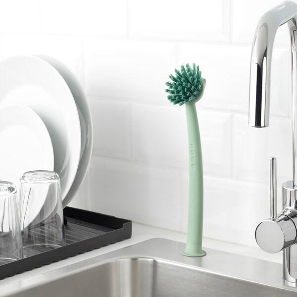 RINNIG リンニング 食器洗いブラシ, グリーン