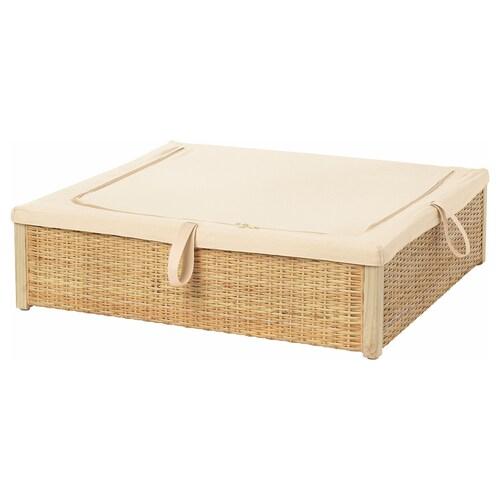IKEA ロムスコグ ベッド下収納ボックス