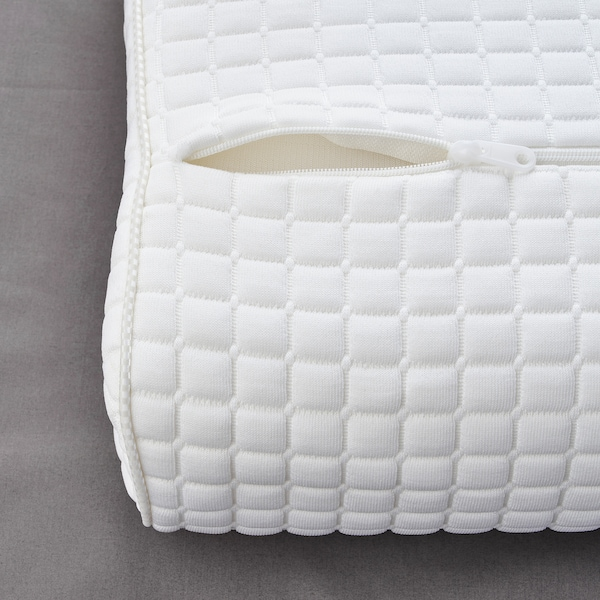 ローセンシェールム エルゴノミクス枕、横向き/仰向け用 33 cm 50 cm 12 cm