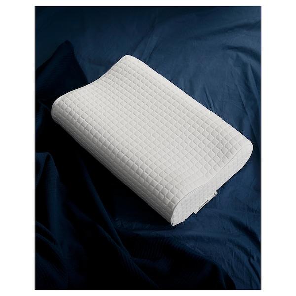ROSENSKÄRM ローセンシェールム エルゴノミクス枕、横向き/仰向け用, 33x50 cm