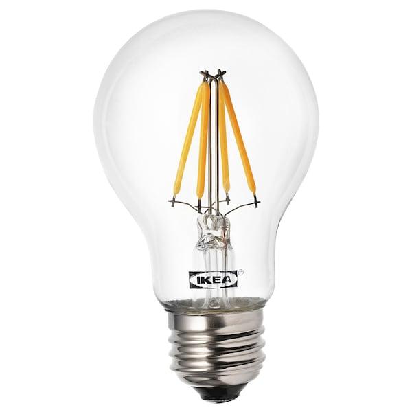 RYET リーエト LED電球 E26 470ルーメン, 球形 クリア
