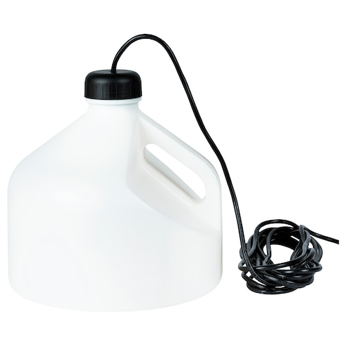 サッマンコップラ LEDマルチユース照明 ホワイト 100 ルーメン 23 cm 23 cm 5.0 m 2.2 W
