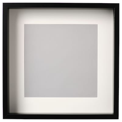 SANNAHED サンナヘド フレーム, ブラック, 35x35 cm