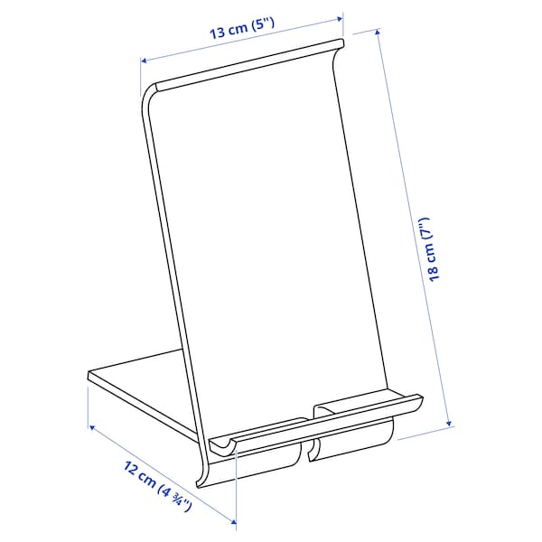 SIGFINN シグフィン 携帯電話ホルダー, 竹突き板