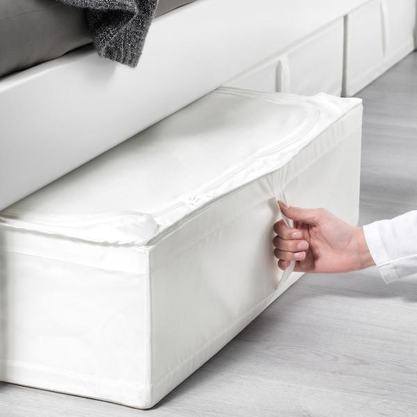 スクッブ 収納ケース ホワイト 69 cm 55 cm 19 cm