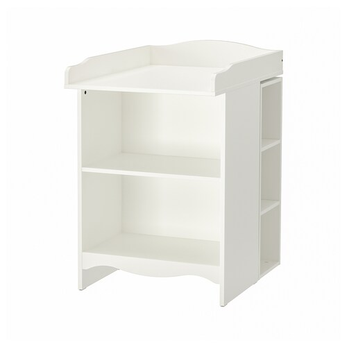 IKEA スモヨーラ おむつ替え台/本棚 シェルフユニット1台付き