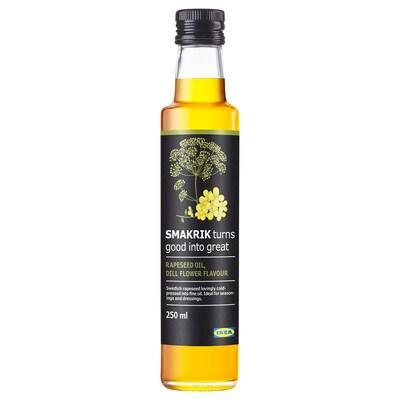 スマークリーク 菜種油, ディル, 250 ml